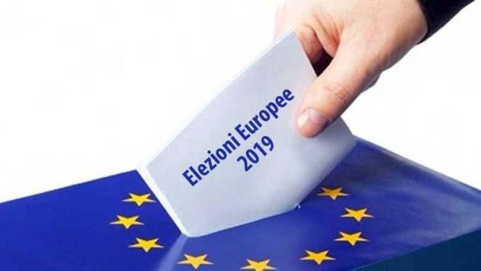 ELEZIONI  DEI MEMBRI DEL PARLAMENTO EUROPEO SPETTANTI ALL'ITALIA DEL 26.05.2019